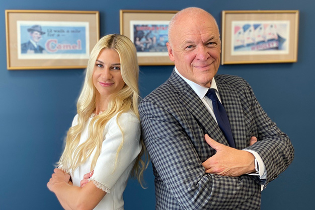 Marty and Amber of Williamson Associates
